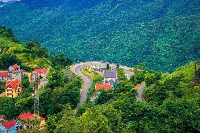 Vẻ đẹp Tam Đảo